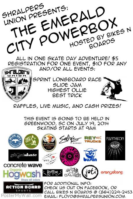 Bikes And Boards Greenwood Sc nd Annual Longboard
